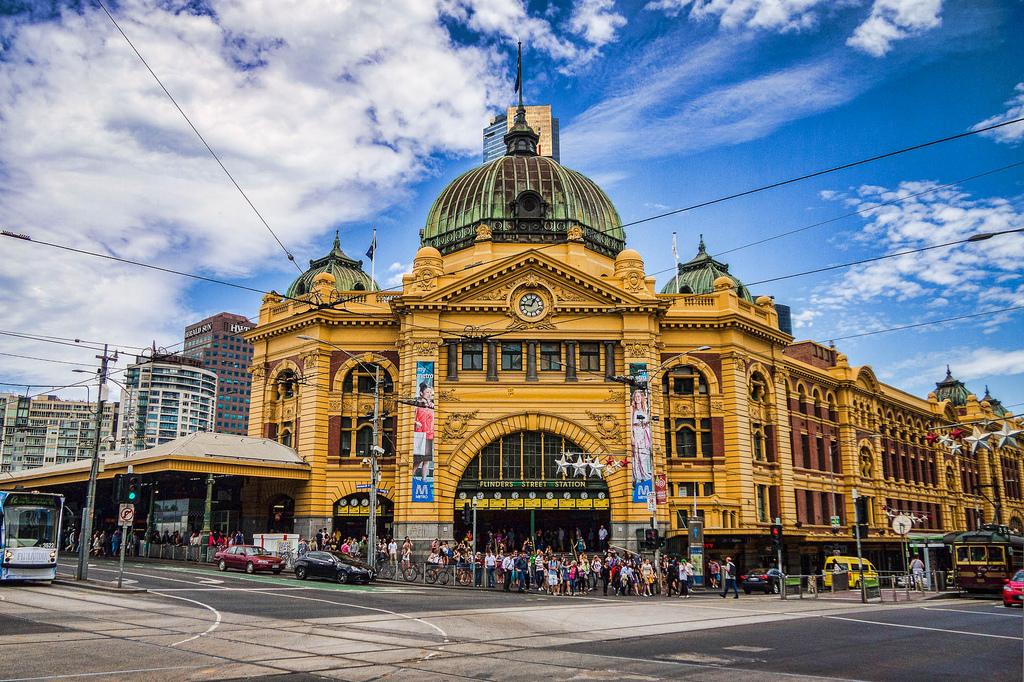 Flinders Street Station – Revamp