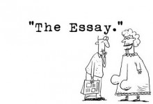 """The Essay"""