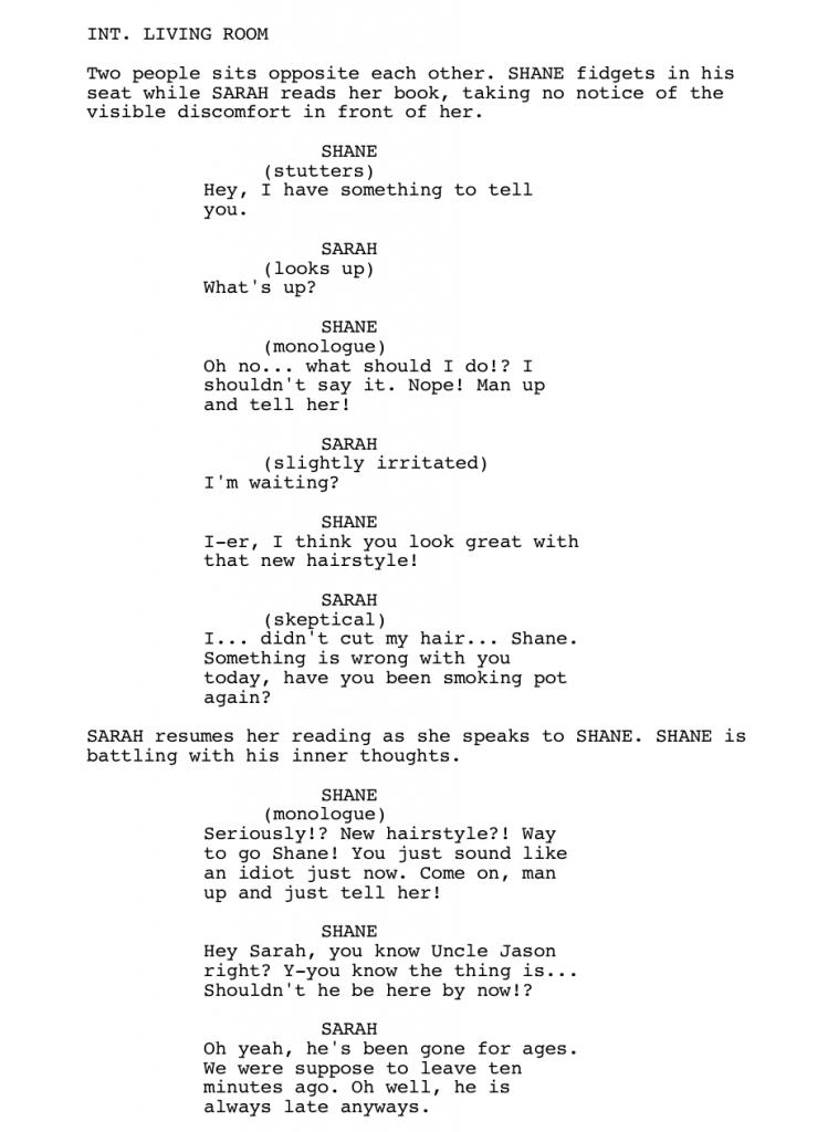"Screenshot of ""The Last Cookie"""