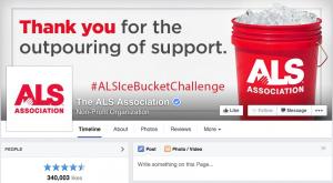 ALS Facebook page