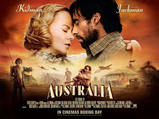 Australia new movie