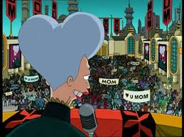 Bender's mom