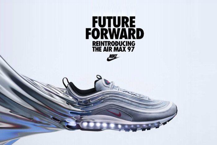 Nike Air Max 97 'silver Bullet' Us Release Date Sneaker