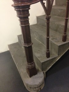 The Floating Staircase