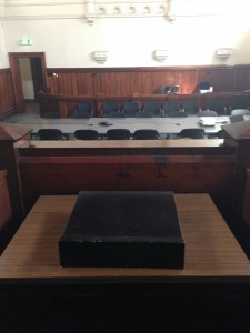 The Judge's View