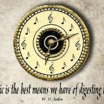 Cutting up the clock