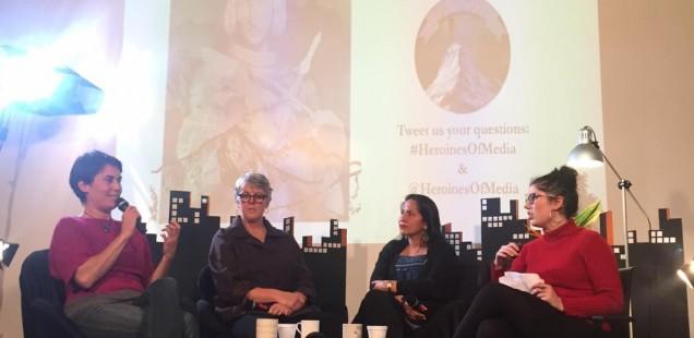 Women in Media seminar – Week 8 - Wrap Up