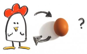 source: http://stevemouldey.wordpress.com/2014/07/14/why-does-education-have-so-many-chicken-and-egg-arguments/