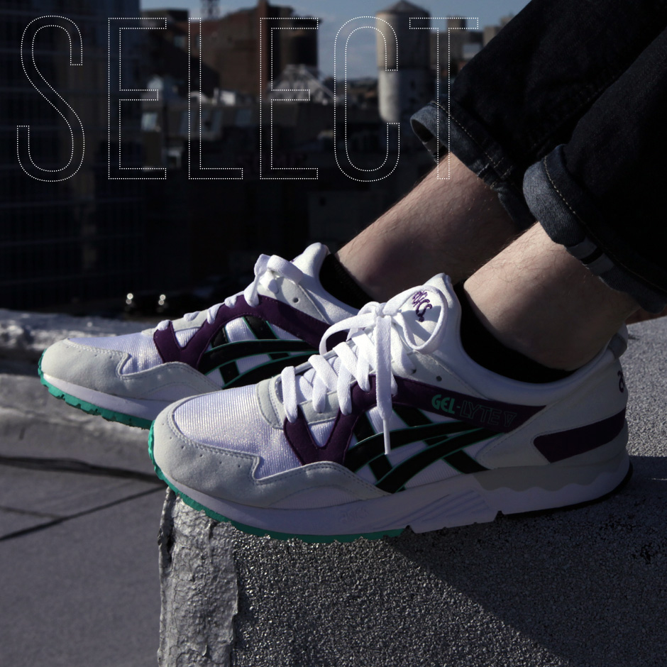 "(image  On ""Select"" blog. Asics Gel Lyte V  ... 94ed9b93b6"