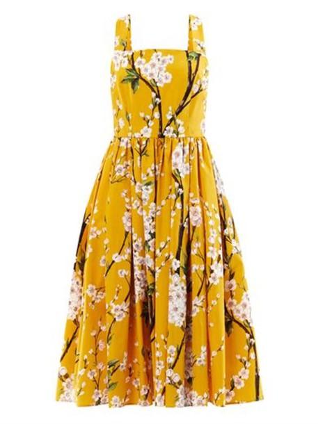 ilbrea-l-610x610-dress-dolce+gabbana-almond+blossom+print+sun+dress-floral-yellow