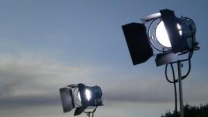 film-lights