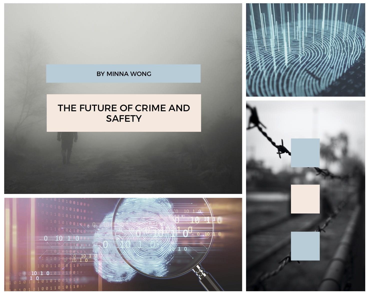 STEM Mood Board – Future of Crime