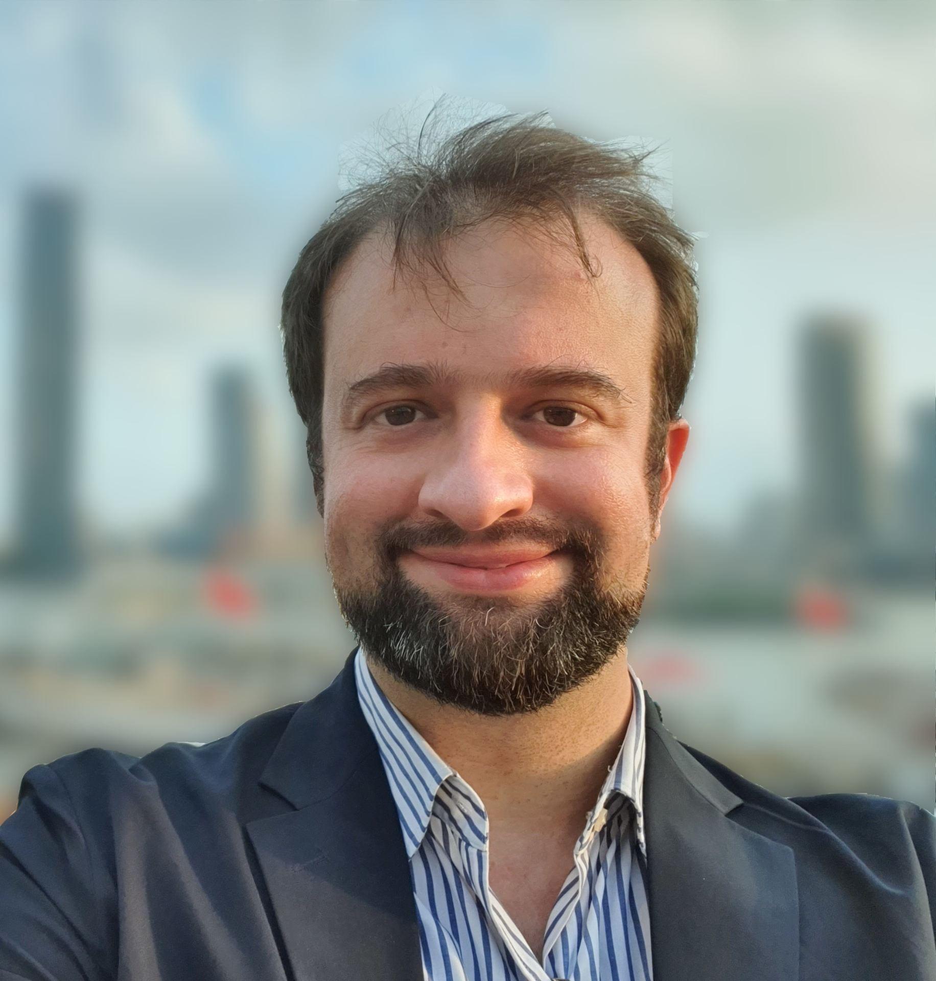 Dr Alex Gardi