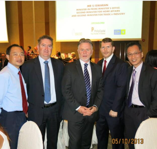 Australian Alumni Singapore (ASS) 58th Anniversary Dinner