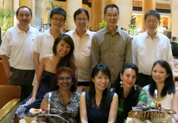 Alumni EXCO Tea with RMIT