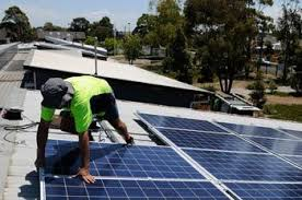 GSP-MEF-01: Solar Solutions for Non-residential Buildings