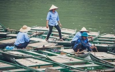 GSP-MCD-04: Municipal Plastic Waste Management in Coastal World Biosphere Reserve of Nam Dinh, Vietnam (Phase 2)