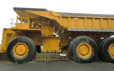 GSP-Mandalay-06: Futuristic Smart Seat Design for Mining Trucks