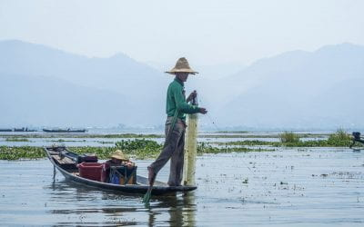 GSP-IWMI: Developing a Solar Suitability Framework for Irrigation Activities in Myanmar and Laos
