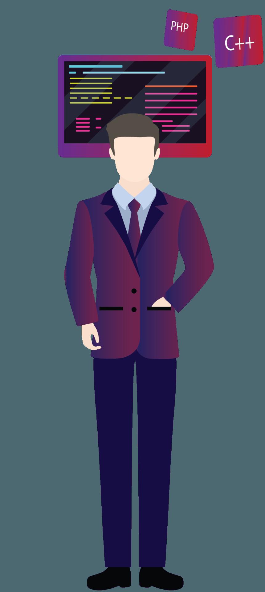 Software Engineer illustration