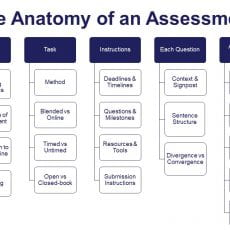 Anatomy of an Assessment