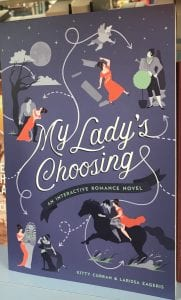 Book cover: My Lady's Choosing