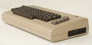A Commodore 64