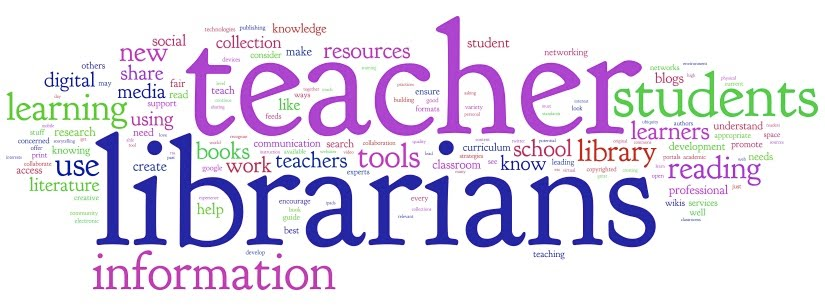 Image result for library media specialist wordle