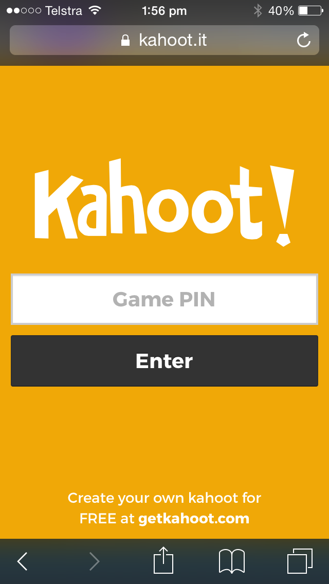 Kahoot Kelly Linden And The Journey Of Exploring Eet S