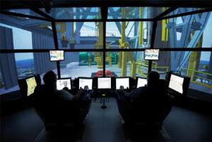 Drilling Simulator Maersk Drilling, 2014