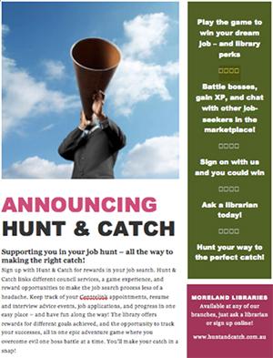 Announcing Hunt & Catch!