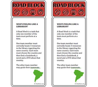 Detours and Roadblocks