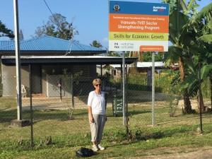 TVET building Port Vila